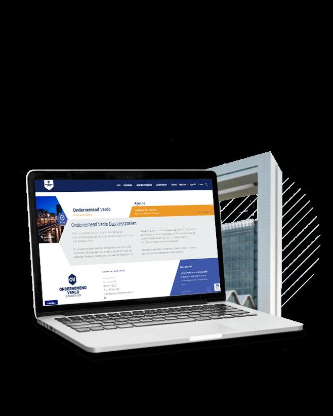 Wordpress website Innovatoren campus